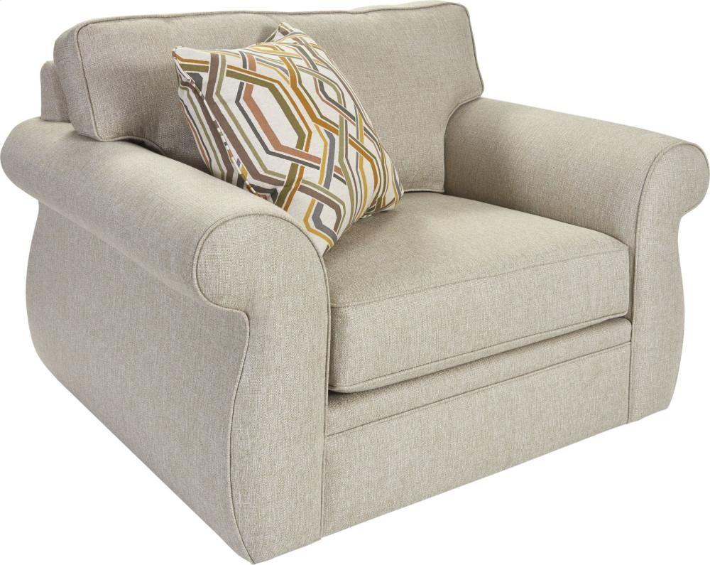 BROYHILL FURNITURE Veronica Chair U0026 1/2