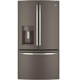GE(R) ENERGY STAR(R) 25.7 Cu. Ft. French-Door Ice & Water Refrigerator