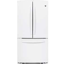 22.1 cu.ft. Bottom-Mount, French Door Refrigerator with Pull-Out Freezer Drawer
