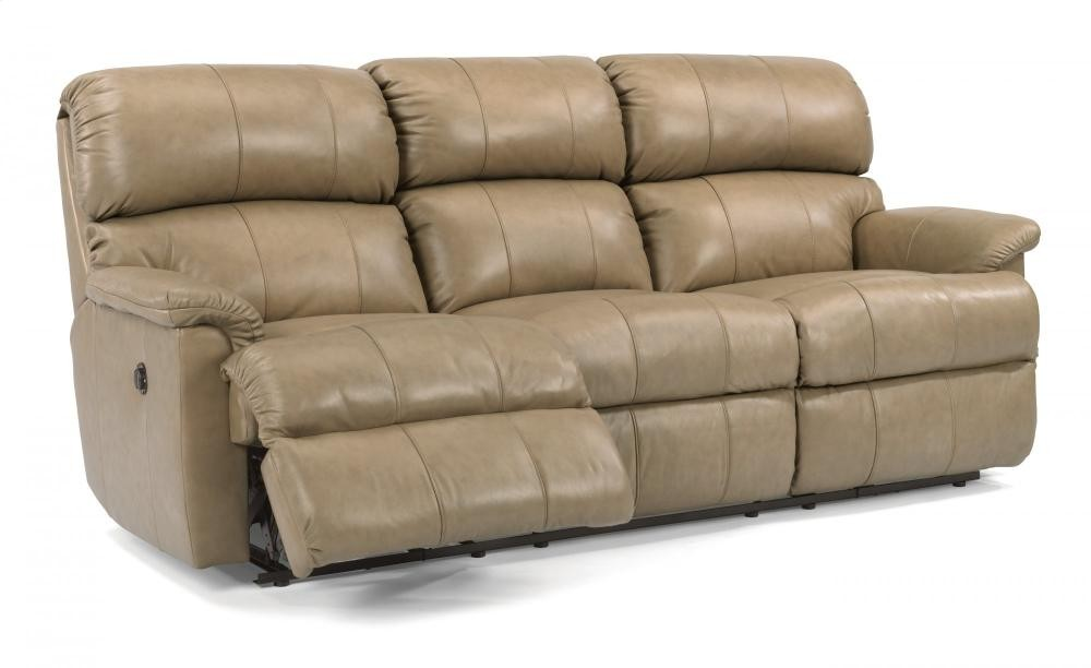 Incredible Chicago Leather Power Reclining Sofa 306662M Leather Caraccident5 Cool Chair Designs And Ideas Caraccident5Info