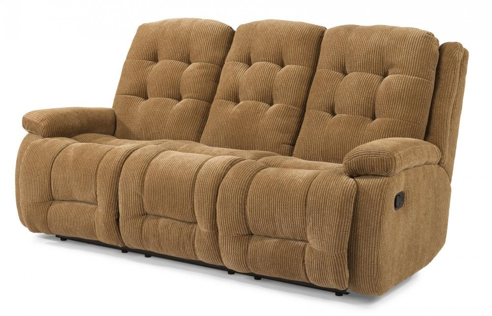Paxton Fabric Reclining Sofa