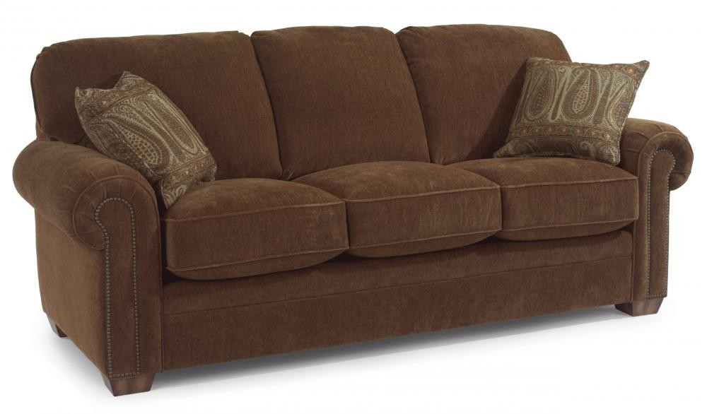 Harrison Fabric Sofa With Nailhead Trim 727031 Sofa