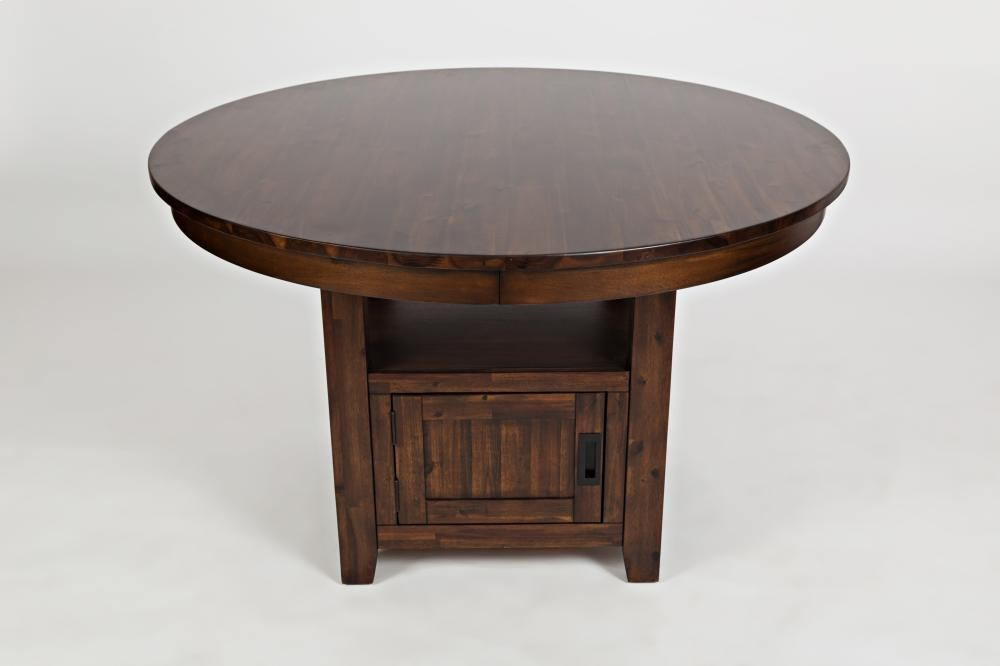 Coolidge corner 48 round highlow table top tables pruitts coolidge watchthetrailerfo