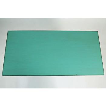 Brighton Park Accent Chest- Turquoise