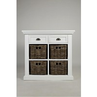 Natural Origins Chatham White Small Accent Chest