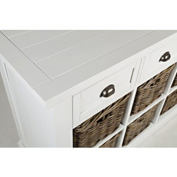Natural Origins Chatham White Large Accent Chest