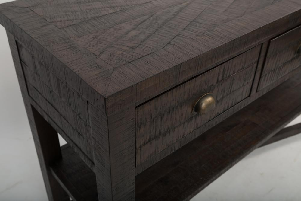 Pacific Heights Three Drawer Server  Chestnut