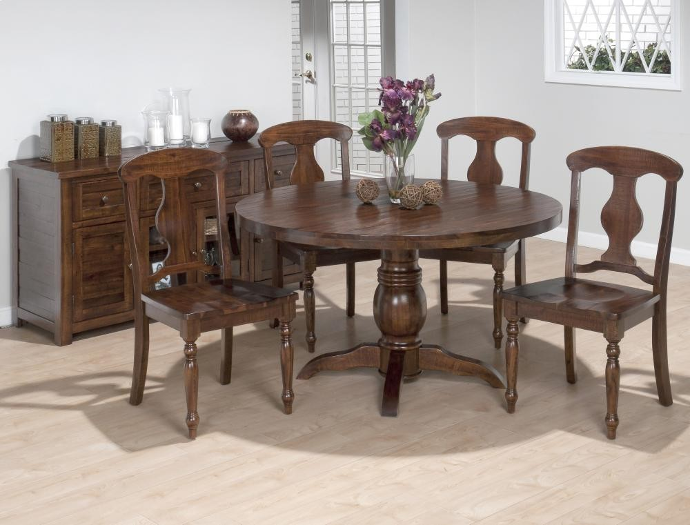 Urban Lodge Round Dining Table Top | Tables | Pruitt\'s Fine Furniture