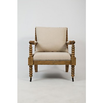 Collins Vintage Accent Chair