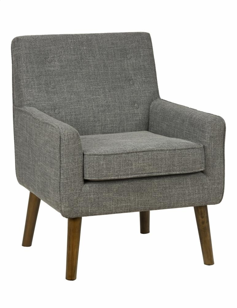 Mila Mod Accent Chair  Charcoal Grey. Click To Expand. Mila · Mila · Mila