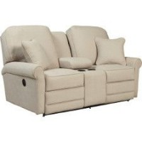 Addison La Z Time R Full Reclining Loveseat W Console