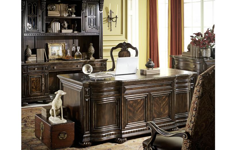 La Bella Vita Credenza : La bella vita office credenza cabinets chests whit ash