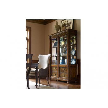 Barrington Farm Display Cabinet 5200174 Curio Cabinets
