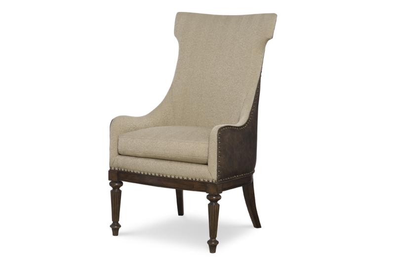 Barrington Farm Upholstered Hostess Chair