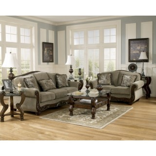 Martinsburg - Meadow - Sofa & Loveseat