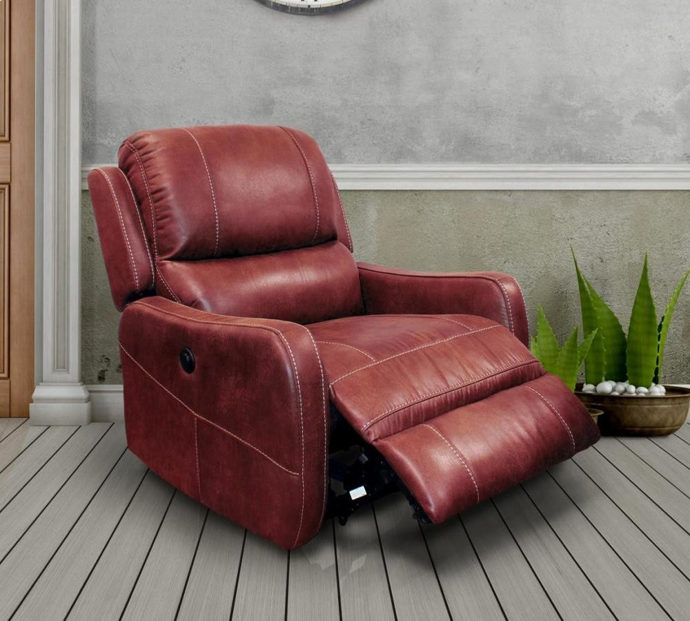 PARKER HOUSE Recliner Power (lay Flat)