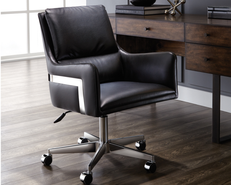 Torres Office Chair - Black