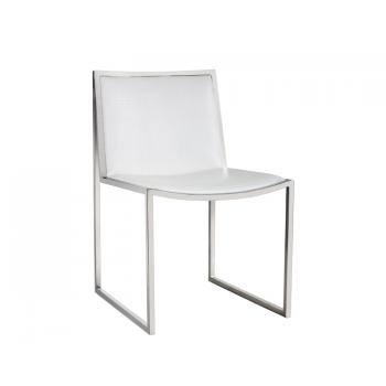 Blair Dining Chair - White