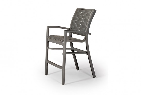 TELESCOPE CASUAL FURNITURE Balcony Height Stacking Cafe Chair