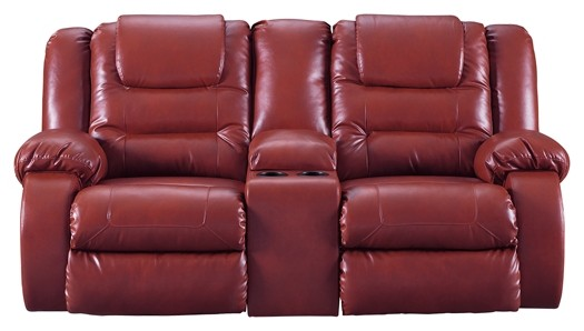 Cool Vacherie Reclining Loveseat With Console Caraccident5 Cool Chair Designs And Ideas Caraccident5Info