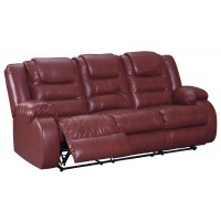 Vacherie - Salsa - Reclining Sofa