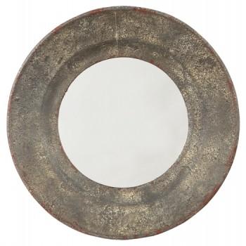 Carine - Gray - Accent Mirror