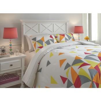 Maxie - Multi - Full Comforter Set