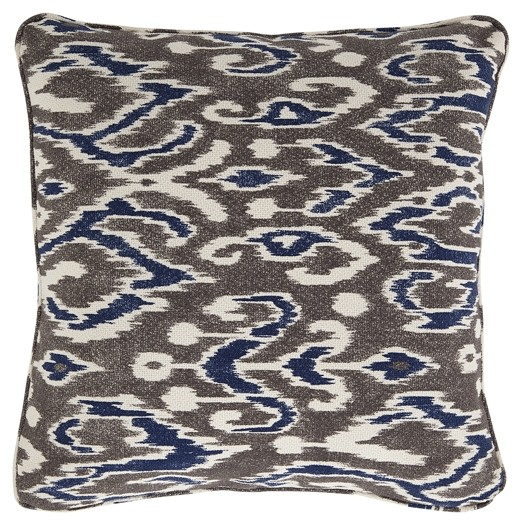 Kenley - Blue/Brown - Pillow