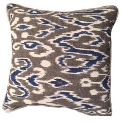 Kenley - Blue/Brown - Pillow