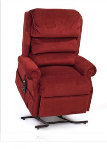 Stellar Comfort Large Cinnamon Lift Chair Recliner