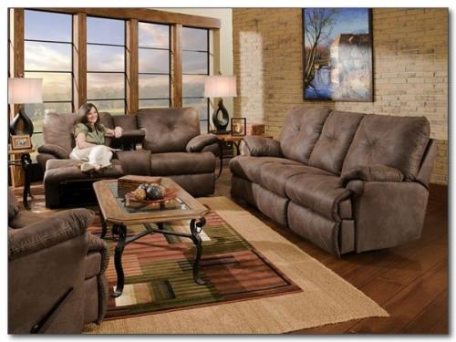 Karma Reclining Living Room Group