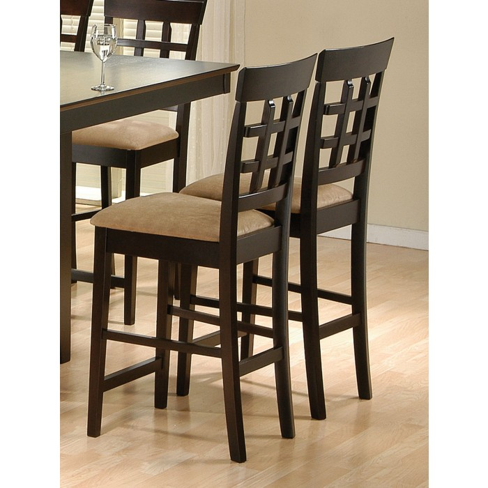 Cool Wheat Back Bar Stool 100209 Gmtry Best Dining Table And Chair Ideas Images Gmtryco
