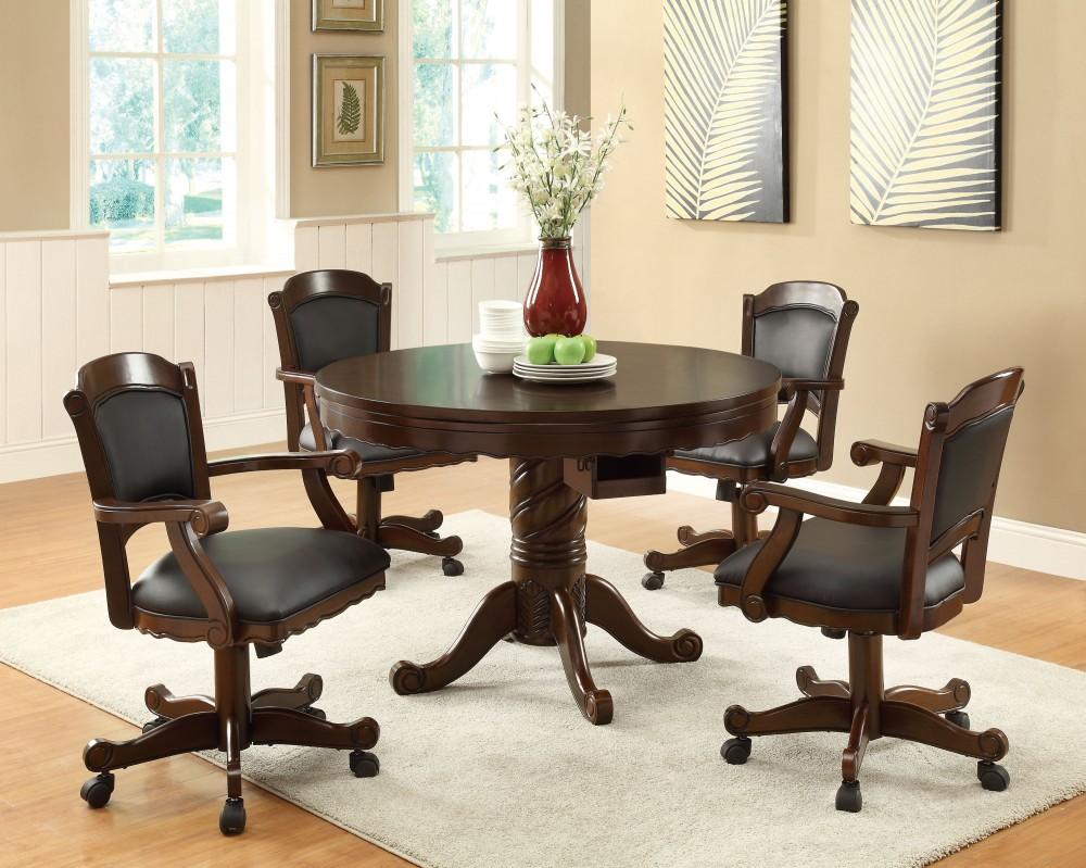 CONVERTIBLE DINING TABLE (BUMPER POOL U0026 POKER)   100871 | Game Tables |  Seat N Sleep