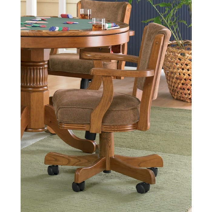 Prime Oak Game Chair 100952 Theyellowbook Wood Chair Design Ideas Theyellowbookinfo