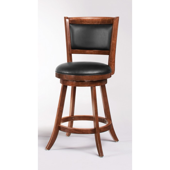 Espresso 24h Swivel Bar Stool 101919 Bar Stools Seat N Sleep