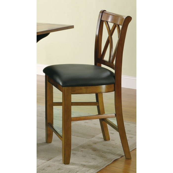 Peachy Cherry 24 H Bar Stool 102272 Machost Co Dining Chair Design Ideas Machostcouk