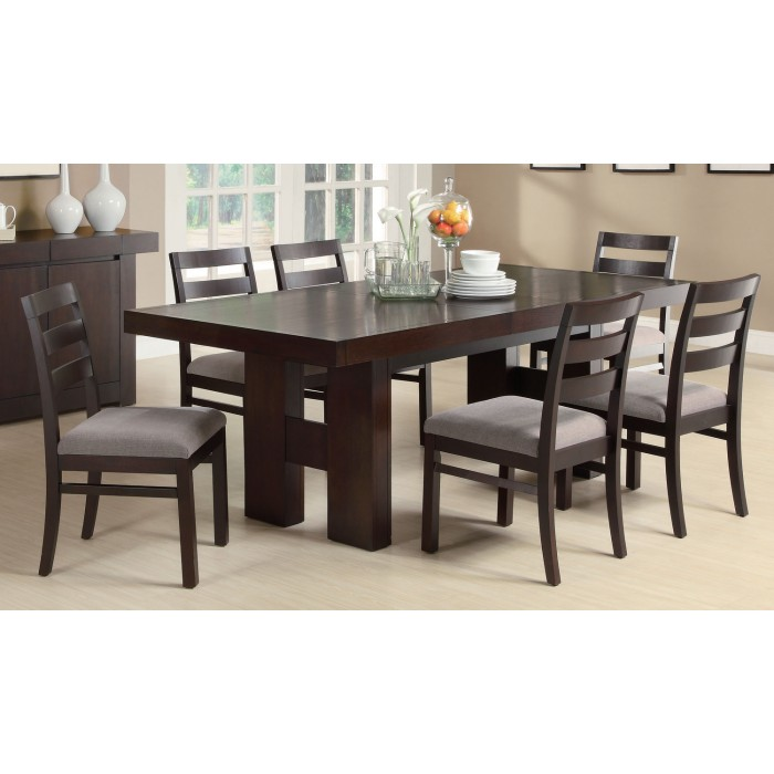 Dabny Collection DINING TABLE Dabny Collection DINING