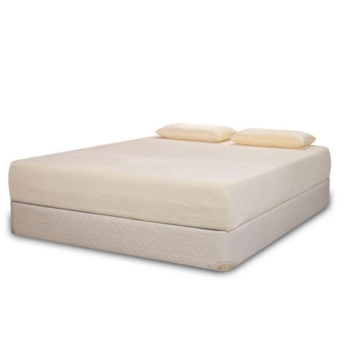 10 Inch Cool Touch ViscoTex Memory Foam