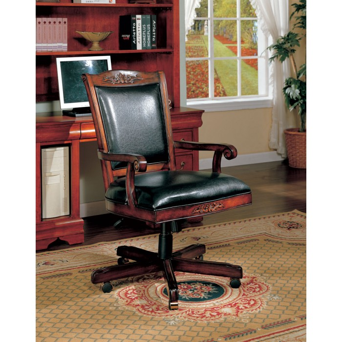 Prime Black Vinyl Office Chair Ocoug Best Dining Table And Chair Ideas Images Ocougorg