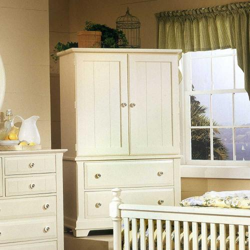 Cottage Creamy White Bedroom Group Bb17 Group Bedroom Groups Parrott S Furniture