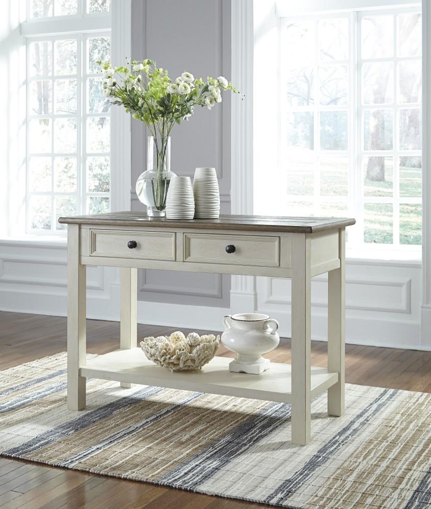 Bolanburg - Two-tone - Sofa Table