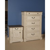 Bolanburg - Antique White - Five Drawer Chest