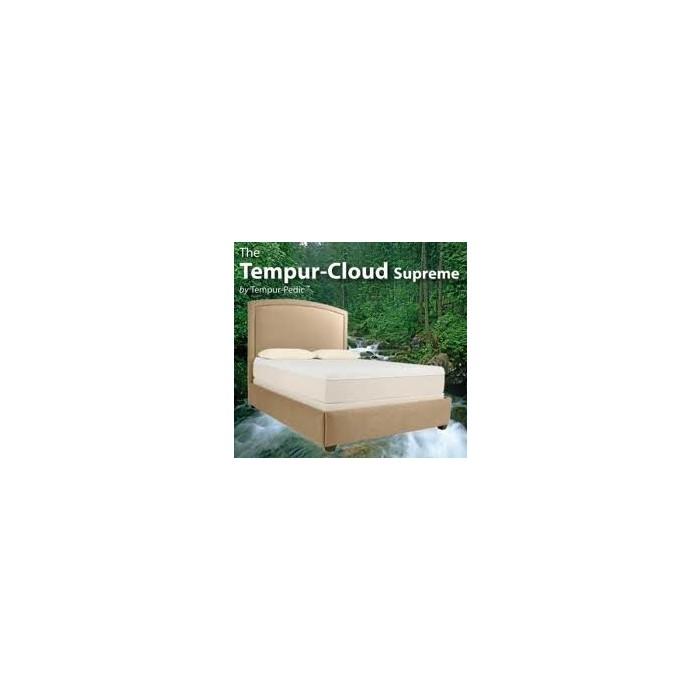 tempur pedic cloud supreme frame tempurpedic tempurcloud supreme advanced
