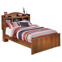Barchan - Full Bookcase Headboard