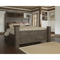 Juararo - King Poster Storage Footboard