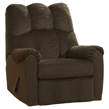Raulo - Chocolate - Rocker Recliner