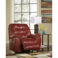 Alliston DuraBlend - Salsa - Rocker Recliner