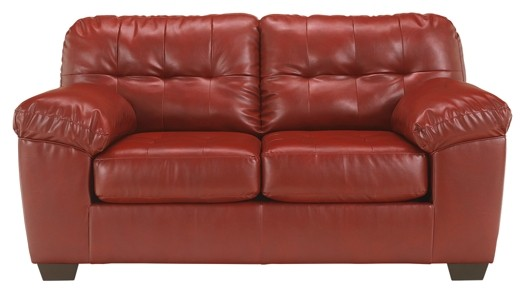 Alliston DuraBlend - Salsa - Loveseat
