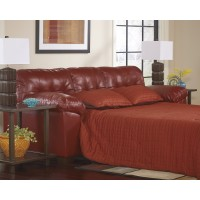 Alliston DuraBlend - Salsa - Queen Sofa Sleeper