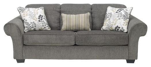 Delicieux Makonnen   Charcoal   Sofa